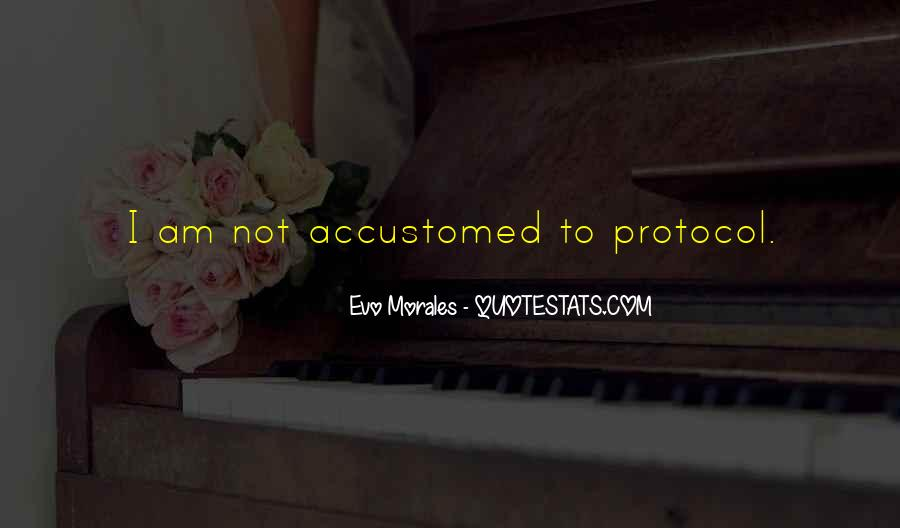 Quotes About Morales #453010