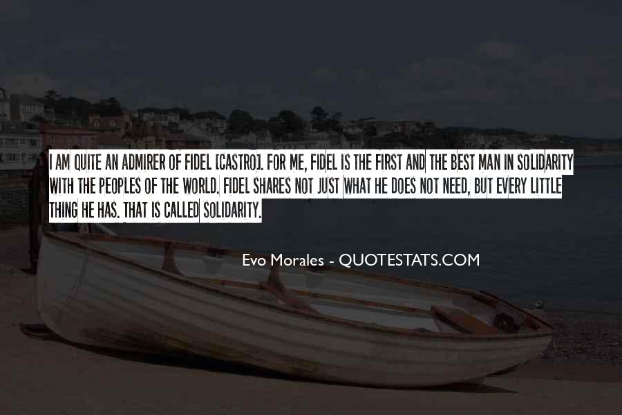 Quotes About Morales #5263