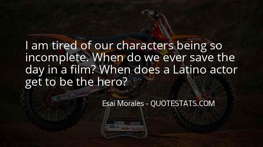 Quotes About Morales #534011