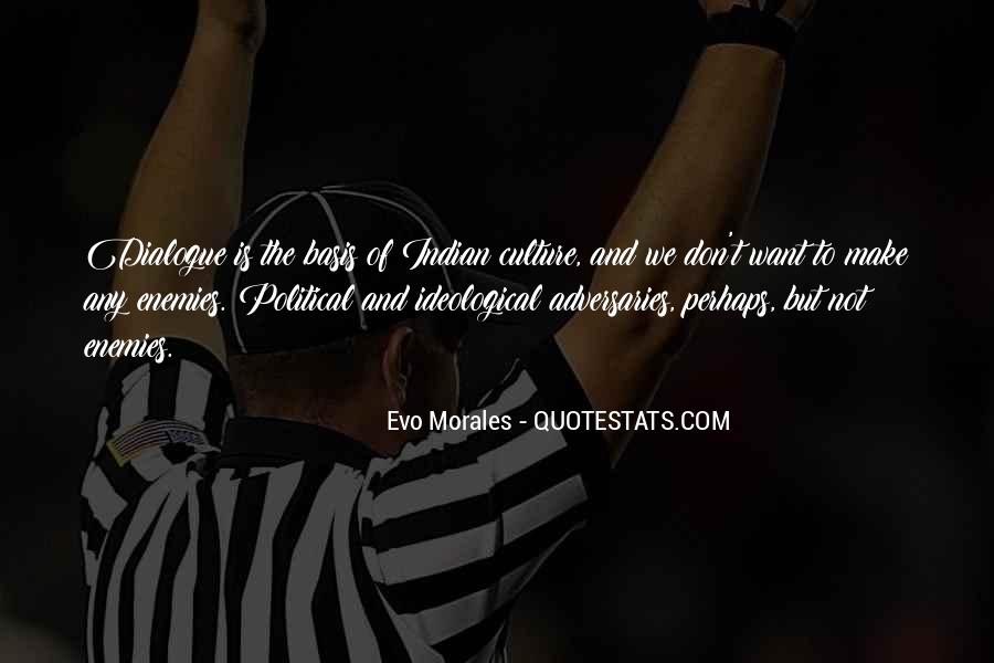 Quotes About Morales #931213