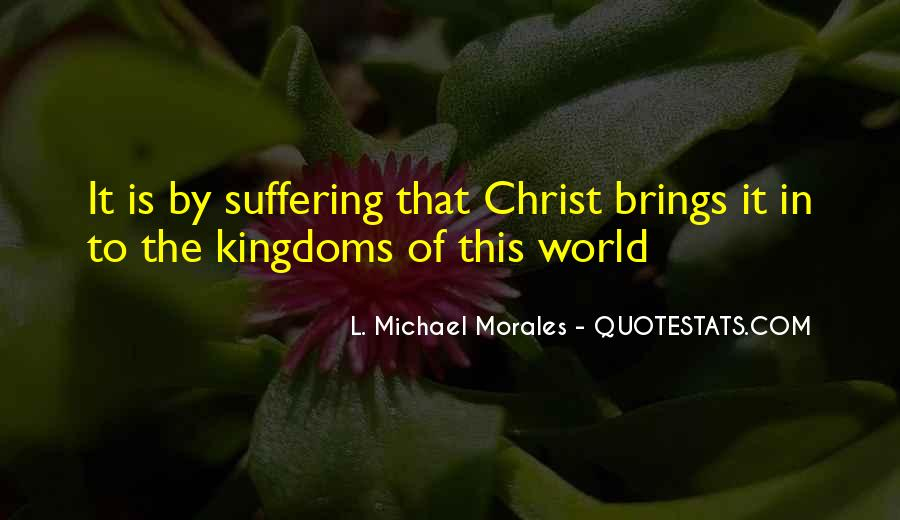 Quotes About Morales #955386