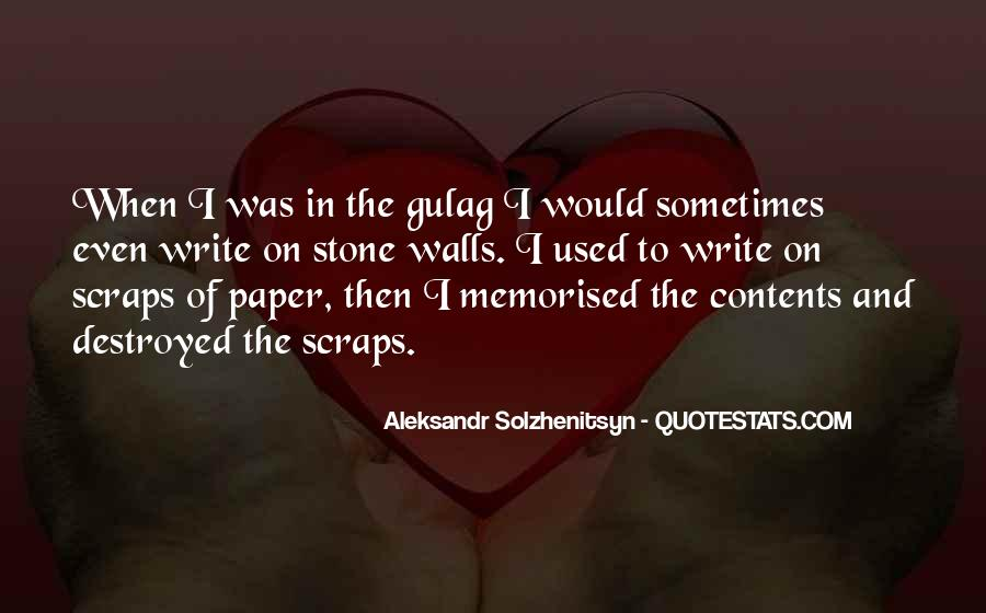 Quotes About The Writing On The Wall #1344987