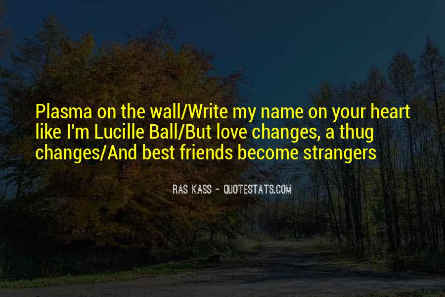 Quotes About The Writing On The Wall #1590238