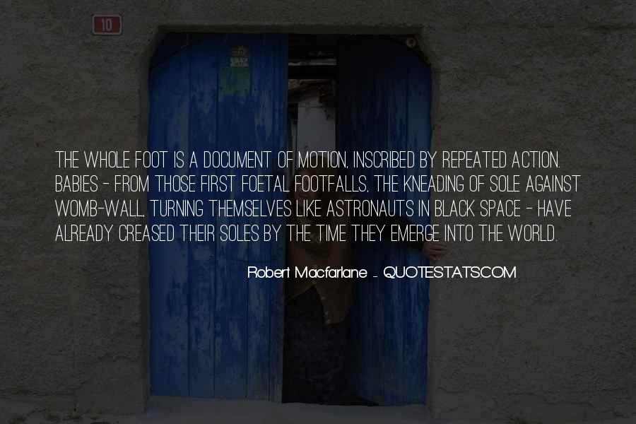 Quotes About The Writing On The Wall #1657661