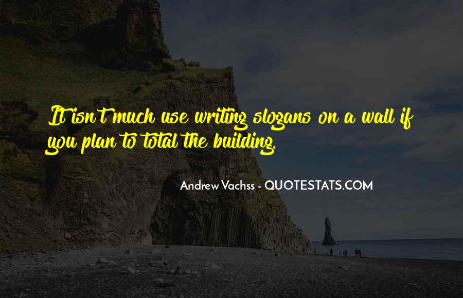 Quotes About The Writing On The Wall #406724