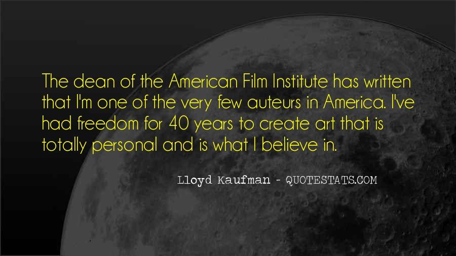Art Institute Quotes #1009113