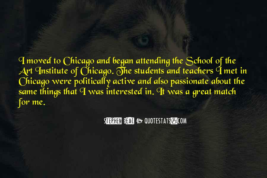 Art Institute Quotes #107941