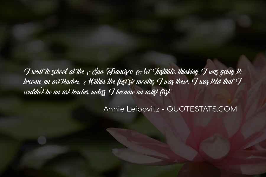 Art Institute Quotes #1295272