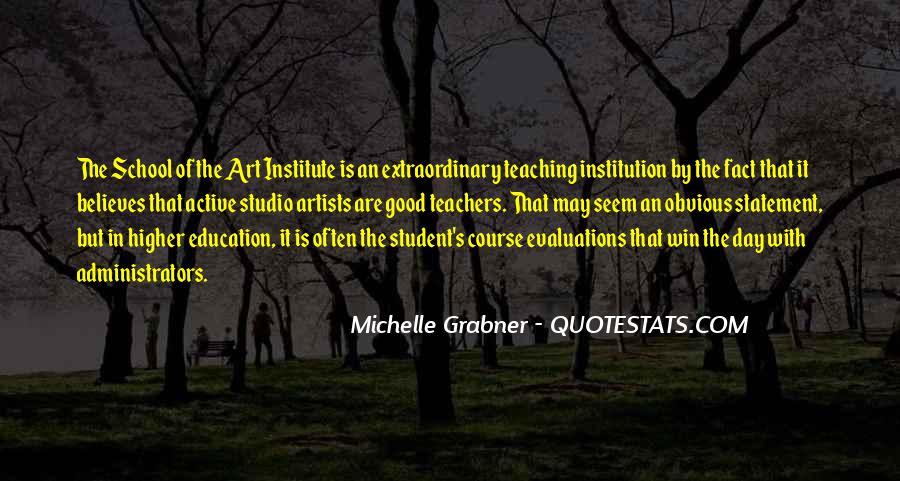 Art Institute Quotes #1635765
