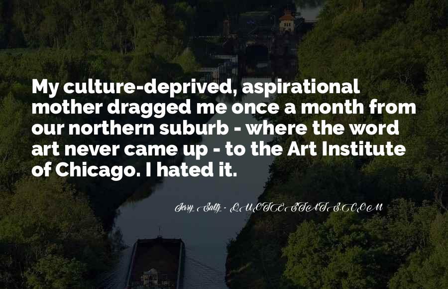 Art Institute Quotes #286172
