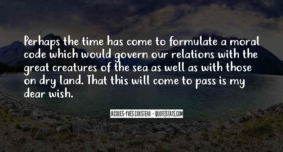 As Time Pass Quotes #1032912