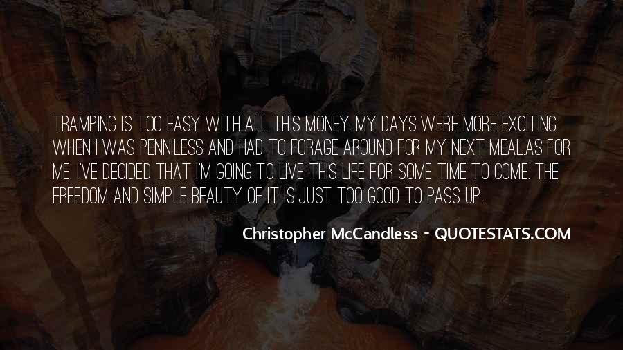 As Time Pass Quotes #1032922