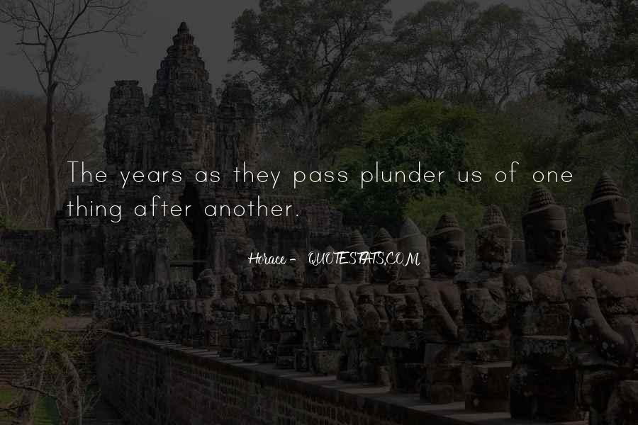 As Time Pass Quotes #1313368