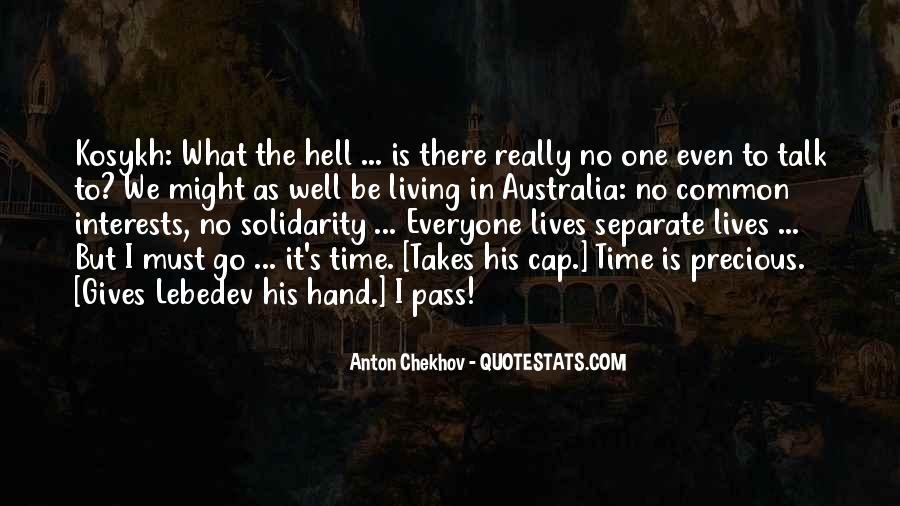 As Time Pass Quotes #399238