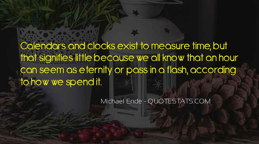 As Time Pass Quotes #483015