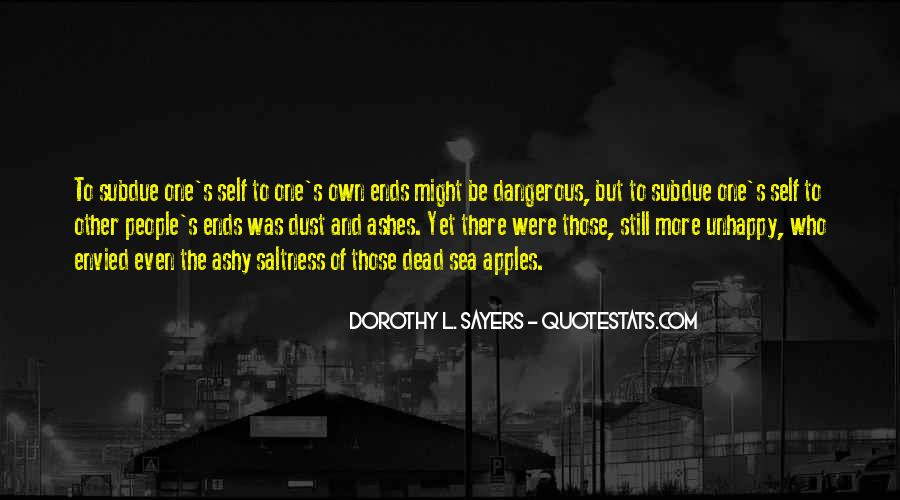 Ashes To Ashes Dust To Dust Quotes #1109486