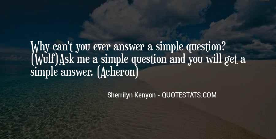 Ask And Quotes #20362