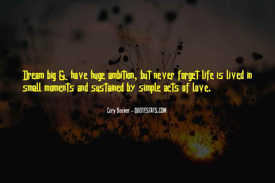 Quotes About Moments And Love #181144