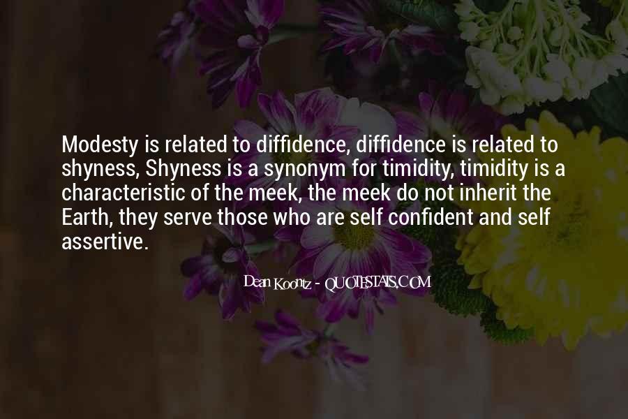 Assertive Confident Quotes #546571