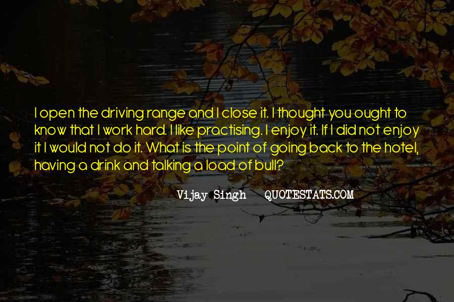 At Close Range Quotes #510162
