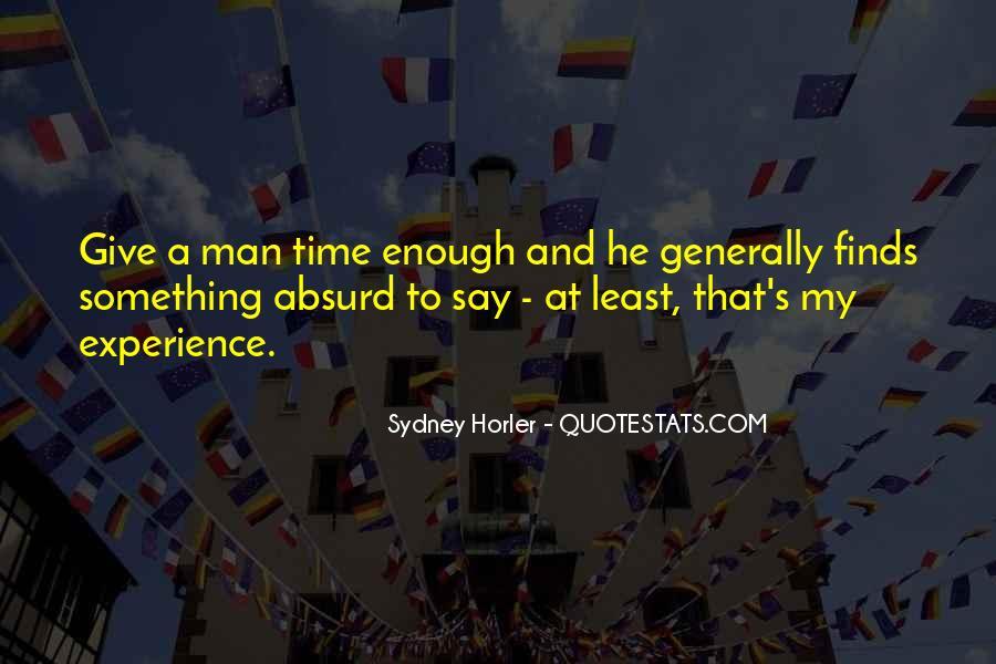 At Least Say Hi Quotes #48749
