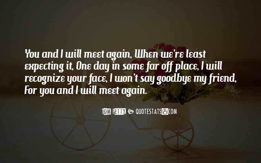 At Least Say Hi Quotes #80814