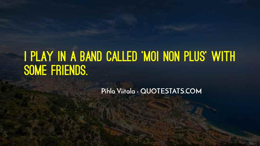 Quotes About Moi #191367
