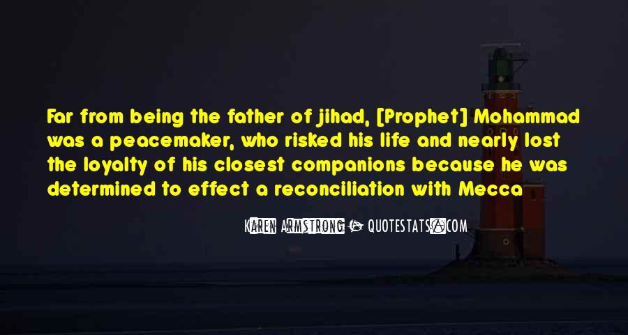 Quotes About Mohammad #1140658