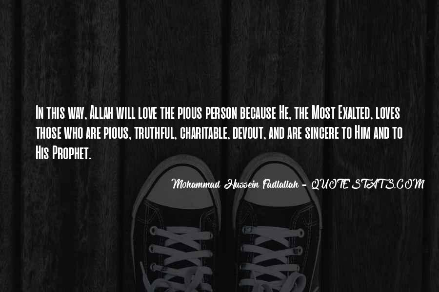 Quotes About Mohammad #1438071