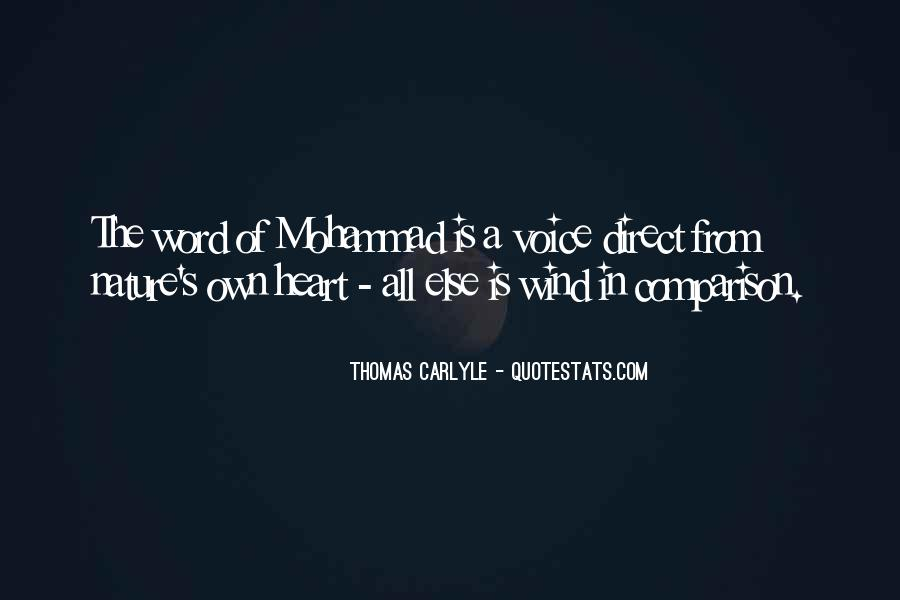 Quotes About Mohammad #1457725