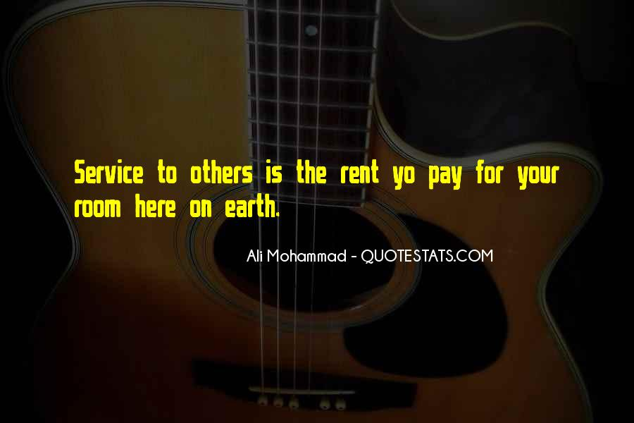Quotes About Mohammad #1718762