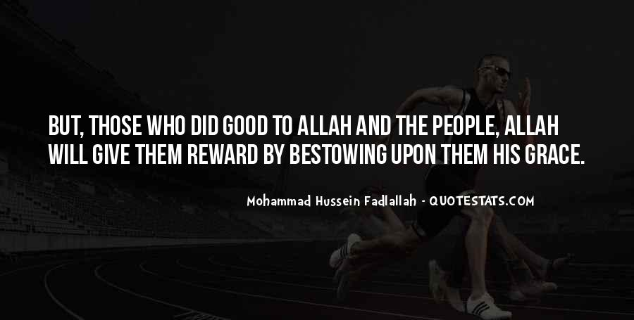 Quotes About Mohammad #1780613
