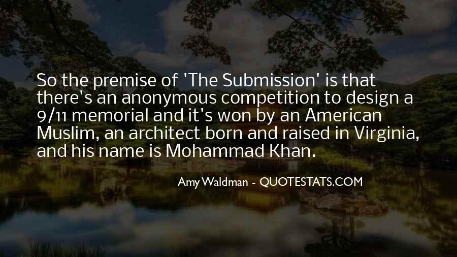 Quotes About Mohammad #292789