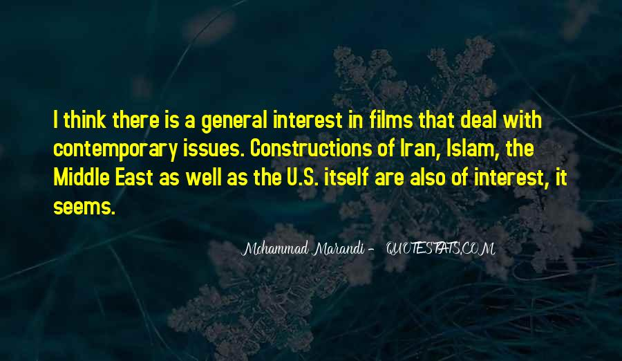 Quotes About Mohammad #361904