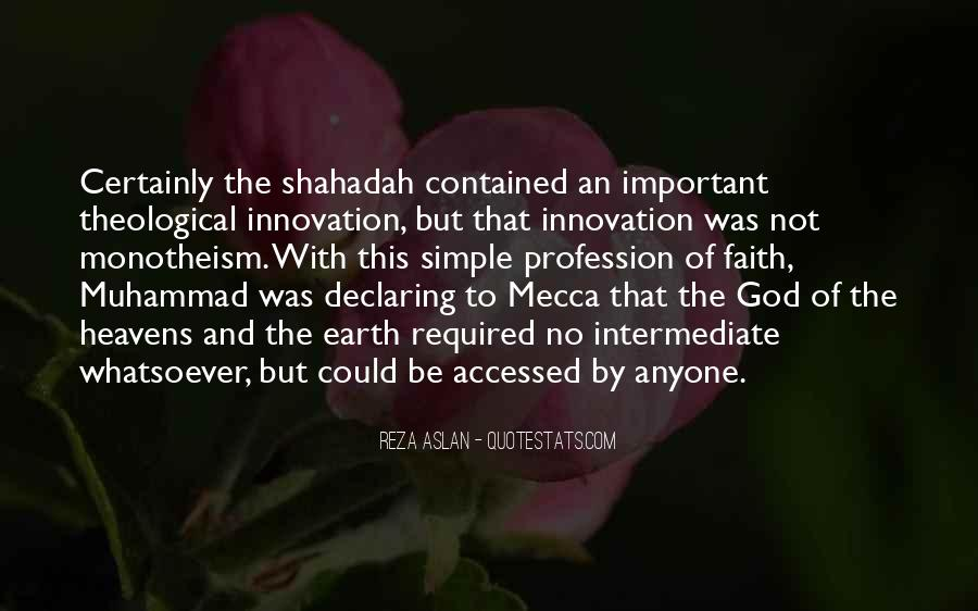 Quotes About Mohammad #735051