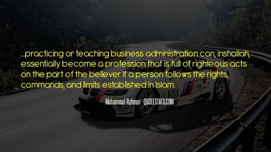 Quotes About Mohammad #776912
