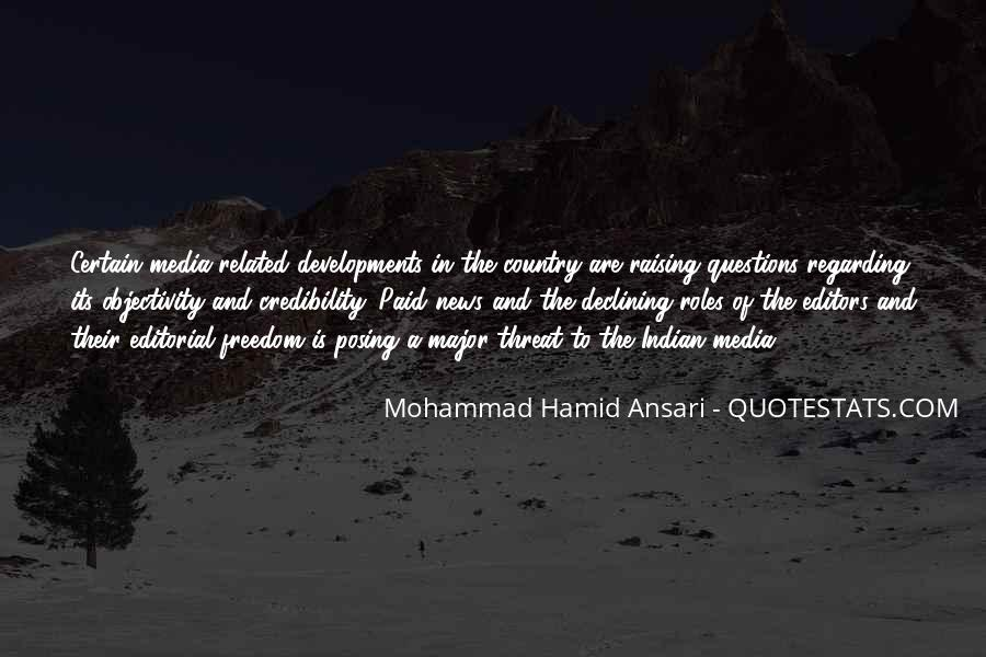 Quotes About Mohammad #786633