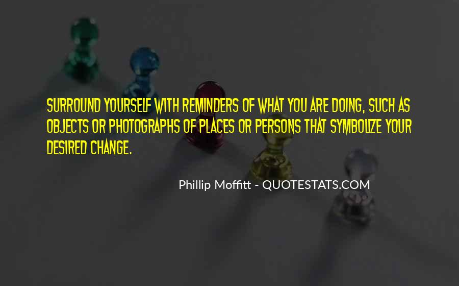 Quotes About Moffitt #618942