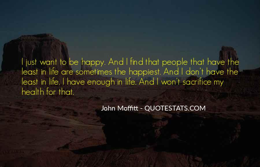 Quotes About Moffitt #965366