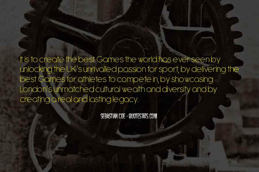Athlete Passion Quotes #1508710