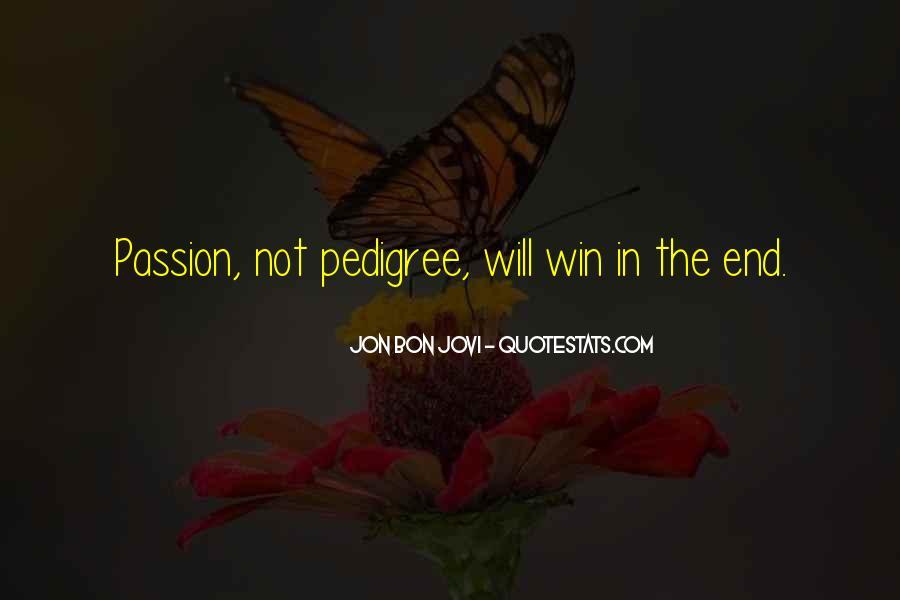 Athlete Passion Quotes #381948