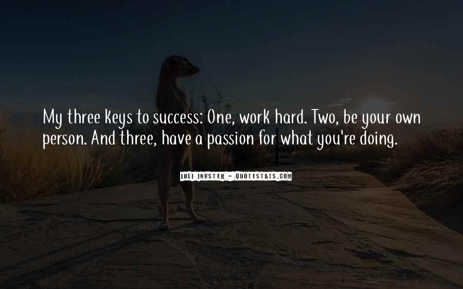 Athlete Passion Quotes #587033