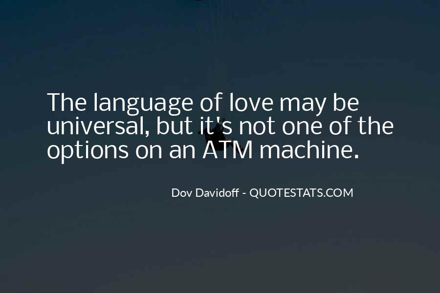 Atm Machine Quotes #1123911