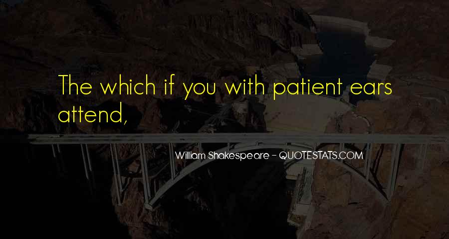 Attend Quotes #206046