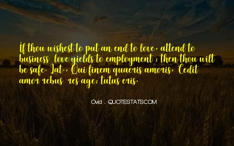 Attend Quotes #3596