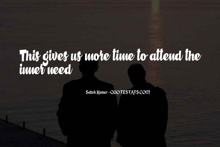 Attend Quotes #71205