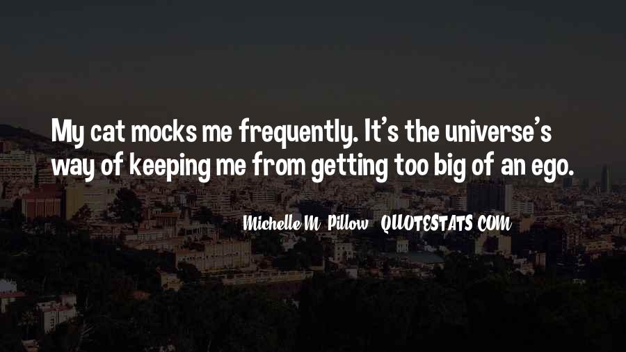 Quotes About Mocks #225219