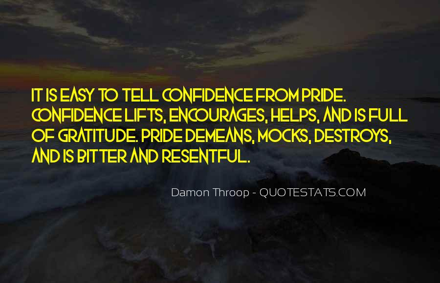 Quotes About Mocks #568214