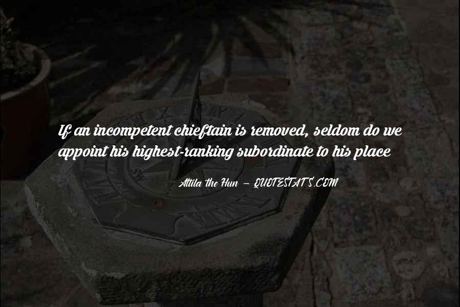Attila Hun Quotes #1236373