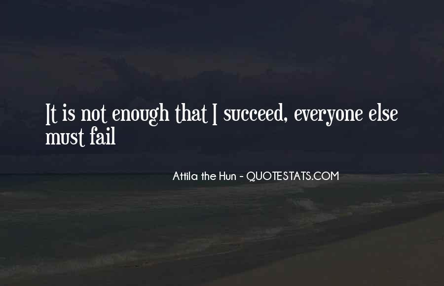 Attila Hun Quotes #622527